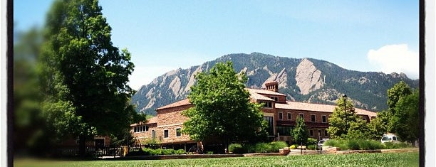 University of Colorado Boulder is one of Boulder.