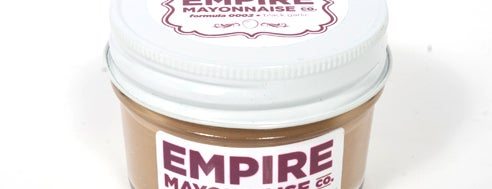 Empire Mayonnaise Company is one of #100best dishes and drinks 2011.