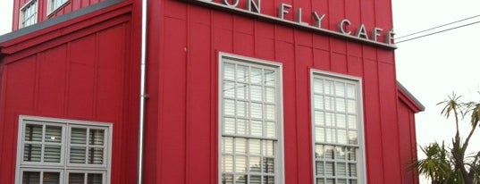 Boon Fly Cafe is one of San Fran.