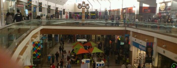 Mall Plaza Maule is one of comida e.e.