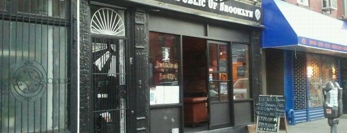 The People's Republic of Brooklyn is one of nightlife in brooklyn.