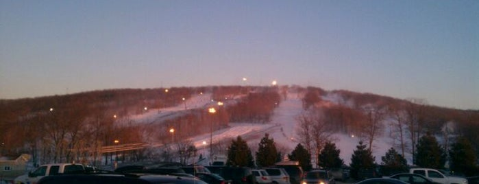 Montage Mountain Resort is one of The Essentials of Scranton, PA.