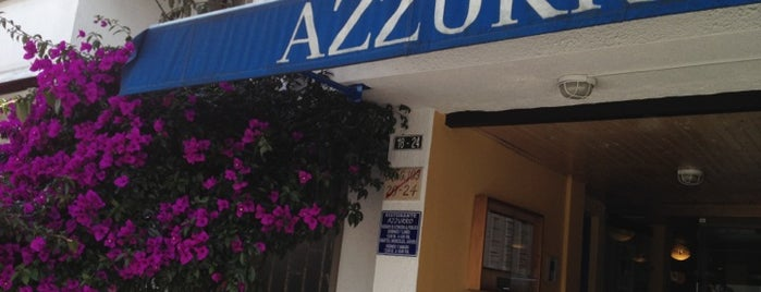 Azzurro is one of Must-visit Food in Bogotá.