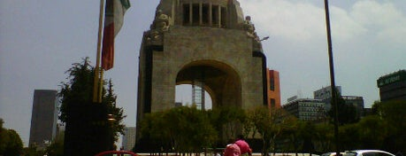 Monumento a la Revolución Mexicana is one of Mis lugares en México DF.