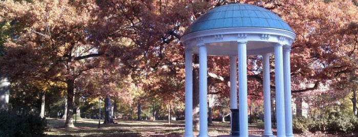 University of North Carolina at Chapel Hill is one of Gary's List.