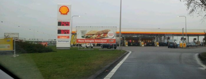 Shell Station Hellevliet is one of Shell Tankstations.