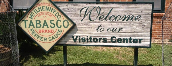 McIlhenny Company (Tabasco Factory) is one of Best Places to Check out in United States Pt 2.