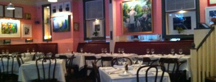 Antonucci is one of 20 favorite restaurants.