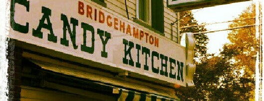 Candy Kitchen is one of Hamptons!.