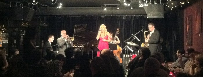 The Cellar Jazz Club is one of Vancouver on the Cheap —Singles Edition.