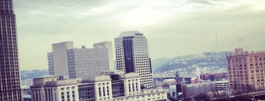 Pittsburgh Marriott City Center is one of Hot Spots in Pittsburgh!.
