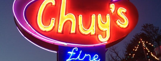 Chuy's is one of A Weekend in Austin.