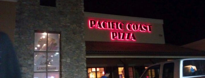Pacific Coast Pizza is one of 40 Under 40 class of 2013 favorite lunch spots.