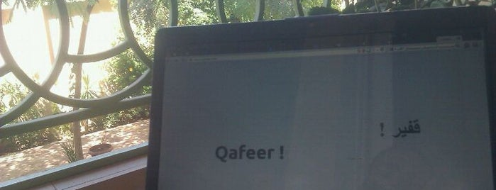Qafeer is one of startups.
