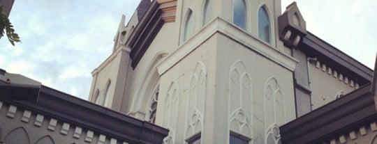 Gereja Santo Laurensius is one of MY SWEET HOME.