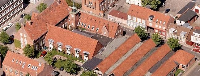 Silkeborg Bibliotekerne is one of 4sqSpecials, der hygger!.