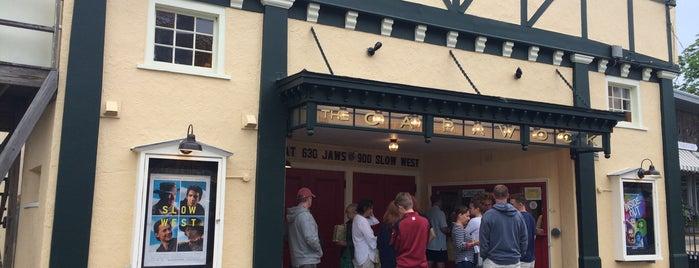 Capawock Theatre is one of Martha's Vineyard.