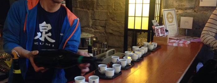 Ontario Spring Water Sake Company is one of The Seven Days Guide to Toronto.