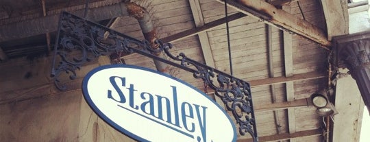 Stanley is one of New Orleans..