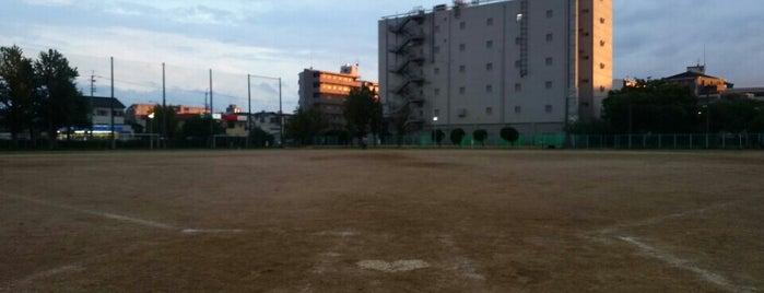 大門公園 is one of 公園.