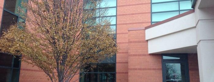 IU Health Methodist Medical Plaza East is one of SU MH.