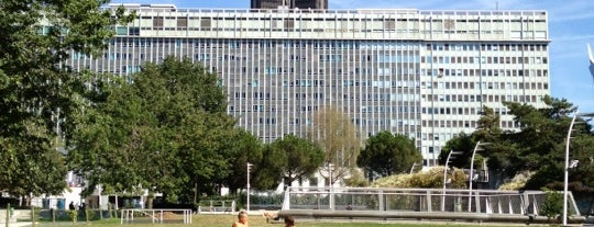 Jardin Atlantique is one of Paris, FR.