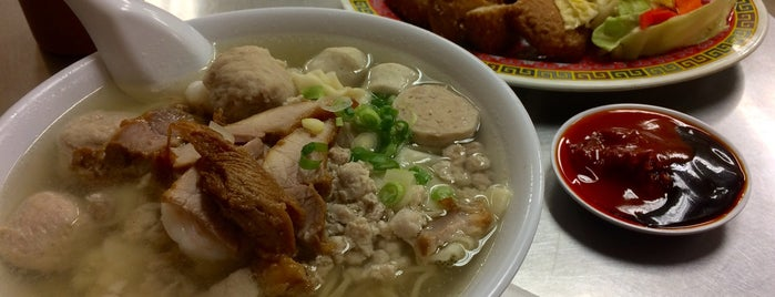 Vien Huong Restaurant is one of East Bay Asian Eats.