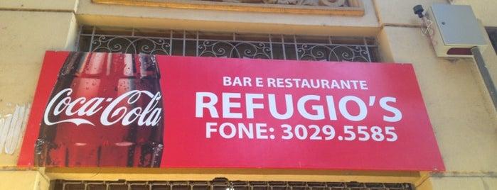 Bar e Restaurante Refúgio's is one of Meus locais.