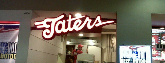 Taters is one of Top 10 dinner spots in Quezon City, Philippines.