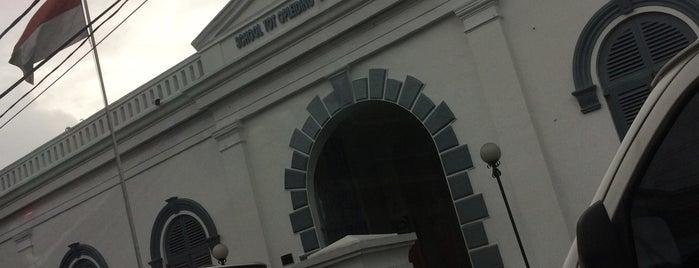 Museum Kebangkitan Nasional is one of Enjoy Jakarta 2012 #4sqCities.
