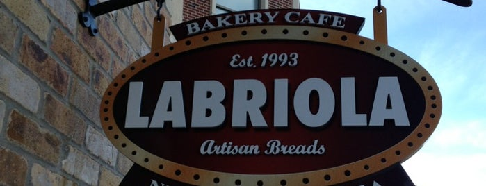 Labriola Bakery & Cafe is one of Favorite Food.