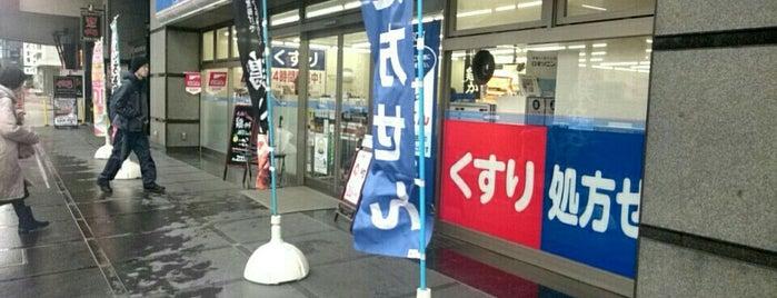 ローソン 港北新横浜二丁目店 is one of 新横浜マップ.