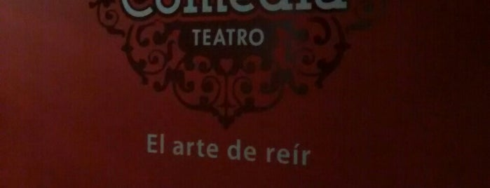 Teatro Casa General Castellana is one of Lugares de Entretenimiento.