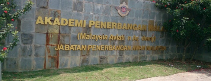 Malaysia Aviation Academy (MAvA) is one of Learning Centers,MY #5.