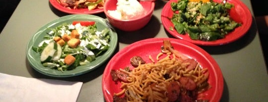 HuHot Mongolian Grill is one of Must-visit Food in Omaha.