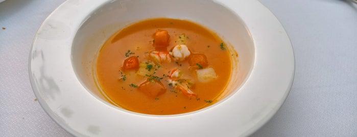 El Cenador de Salvador is one of Favourite Restaurants (Spain).