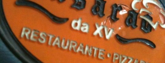 Casarão da XV is one of Melhores restaurantes.