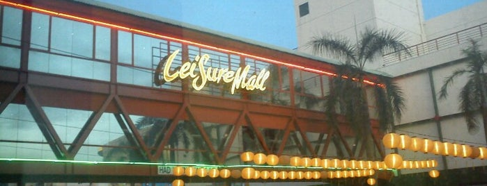 Cheras Leisure Mall is one of Mall.