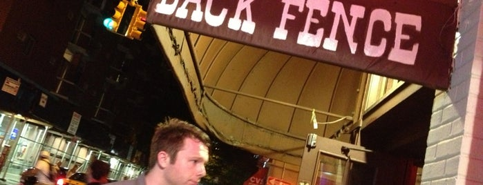 Back Fence Bar is one of Ferias USA 2012.