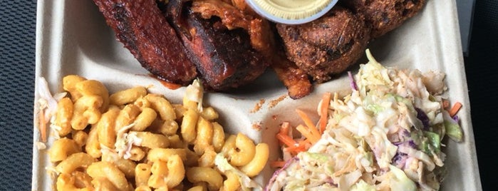 Homegrown Smoker Vegan BBQ is one of PDX To-Do.