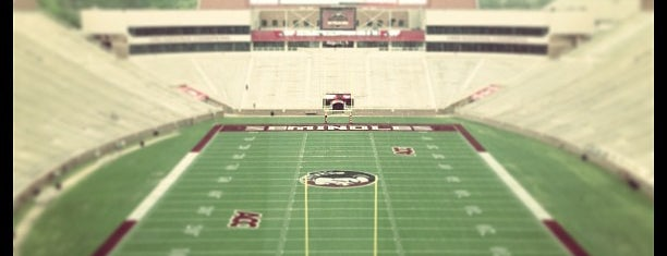 Doak Campbell Stadium is one of Stadiums.