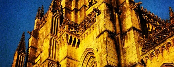 Mosteiro da Batalha: Panteão dos Avis is one of Favorite Places Around the World.