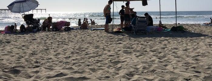 Ocean Beach is one of Ta-Done.