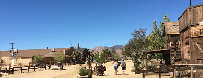 Pioneer Town is one of Attractions to Visit.