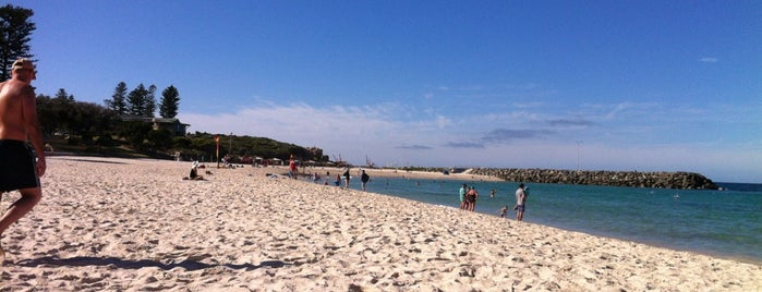 Cottesloe Beach is one of Michel's tips.