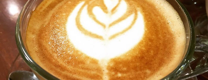 Vinta Cafe is one of Top 10 favorites places in Medan, Indonesia.