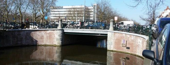Baanbrug (Brug 107) is one of Bridges in the Netherlands.