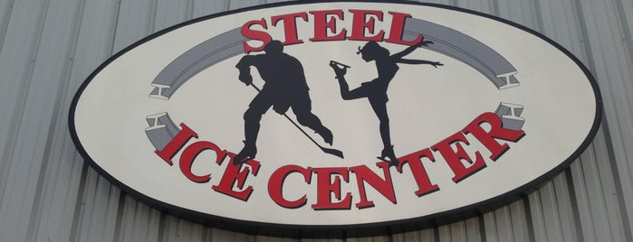 Steel Ice Center is one of Local stuff to do.