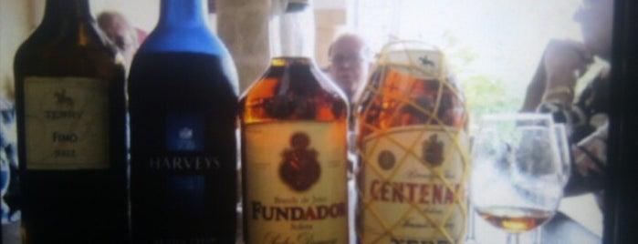 Bodegas Fundador Pedro Domecq is one of 101 cosas que ver en Andalucía antes de morir.