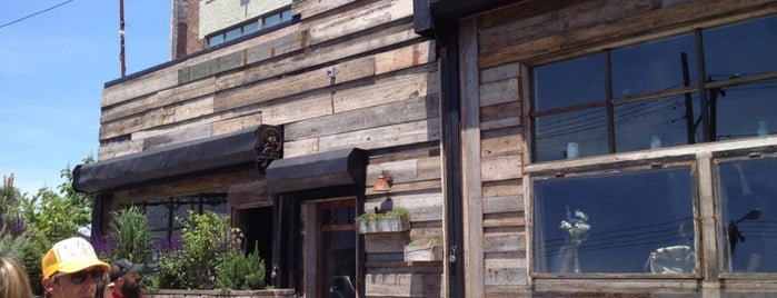 Montana's Trail House is one of Restaurants NYC.